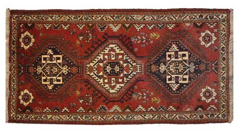 Runner Rugs, Nain and Isfahan and Tabriz carpets, colourful runners, rugsland all about oriental rugs