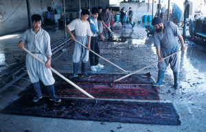 Rugs Cleaning, Restoration and Repair, Oriental Persian Rugs in Rugs Land